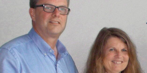 Kevin and Julia Garratt, who are originally from Vancouver, have lived in China since