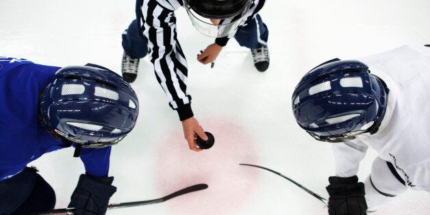 The B.C. Hockey League has kicked out one of its star players for slashing a referee with his stick,...