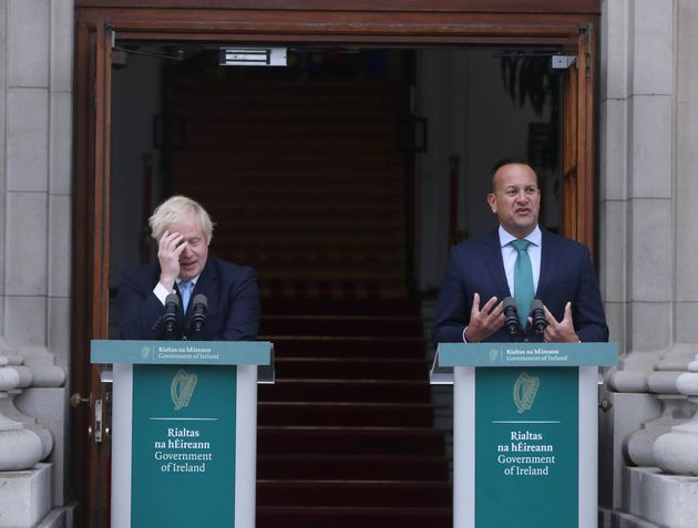 Leo Varadkar Pours More Cold Water On Hopes Of Brexit Deal With Grim Assessment Of Upcoming Talks