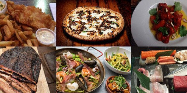 The Best Restaurants In Toronto For 2014 (To Try In
