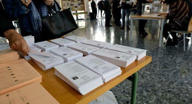 Imagen de archivo de las elecciones del