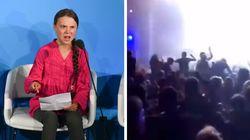 Il discorso di Greta all'Onu diventa un pezzo house: in discoteca i fan impazziscono