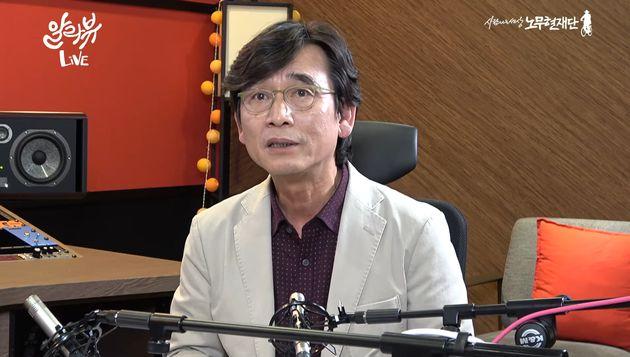 KBS가 조국 부인 투자 자문 직원의 주장을 반박했고, 유시민이