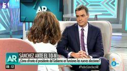 La pregunta de Ana Rosa Quintana sobre Íñigo Errejón que ha descolocado a Pedro
