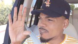 Chance The Rapper's 'Carpool Karaoke' Is One Big