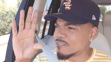 Chance The Rapper 'Carpool Karaoke' Adalah salah Satu Nama Besar-Drop
