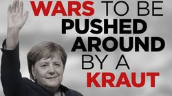 Leave.EU Apologises For Angela Merkel 'Kraut' Post After Huge Row With Piers