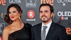 Alberto Garzón y Anna Ruiz serán padres de
