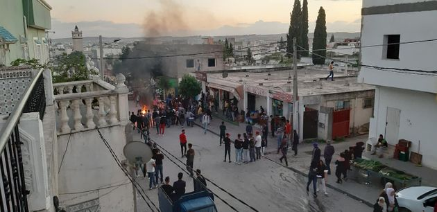 Élection législative: Pourquoi des partisans d'une liste indépendante ont bloqué les routes à Douar