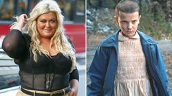 Gemma Collins Reckons She Has Something Bizarre In Common With Stranger Things'