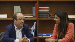 Roldán revela ahora que ofreció a Iceta ser el candidato alternativo a
