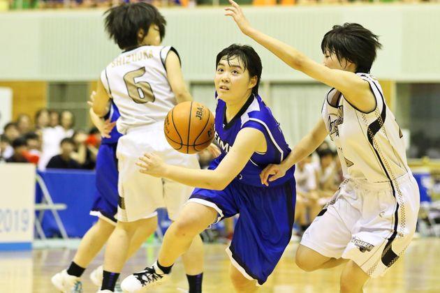 インターハイ女子バスケットボール