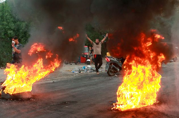 Iraq Protests: Death Toll Reaches 110 As Demonstrations Continue For Second Week