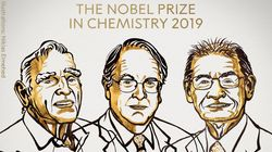 Le prix Nobel de chimie 2019 récompense l'invention des batteries au