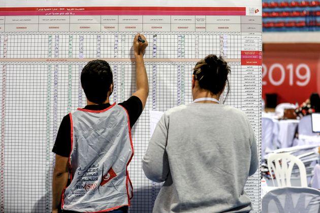 Élection législative: Les résultats préliminaires à Monastir, Mahdia et