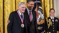 John Goodenough est le plus vieux chercheur à recevoir un prix