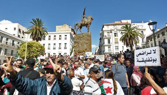Le Hirak algérien et les bureaucraties économiques et politique