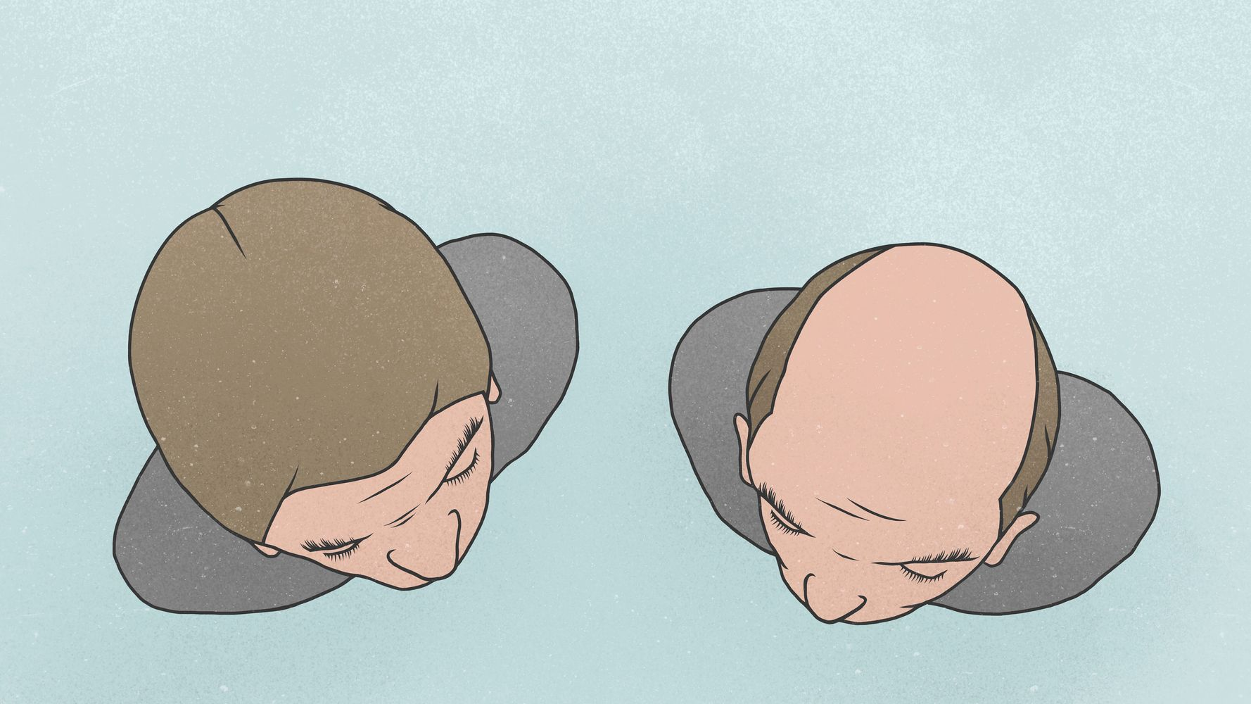 The Bald Facts: Air Pollution Could Be Causing Your Hair Loss
