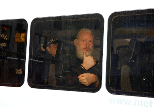 Imagen de archivo de la detención de