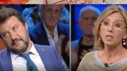 Salvini sbotta: