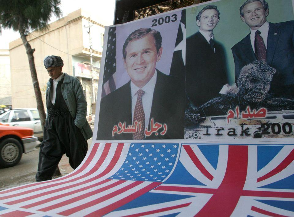 Ένας Κούρδος του Ιράκ,...