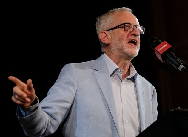 Jeremy Corbyn Champing At The Bit For A General Election Once No-Deal Is Ruled Out