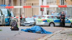 2 Dead After Gunman Opens Fire Near German Synagogue In Anti-Semitic