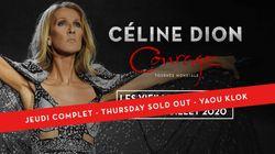 Les 55.000 billets pour Céline Dion aux Vieilles Charrues écoulés en 9