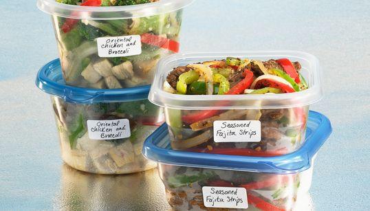 Διατροφή: Πότε τα περισσεύματα στο ψυγείο μας είναι
