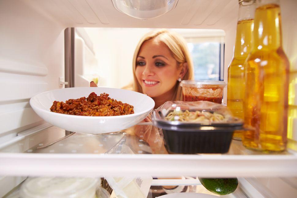 Το ψυγείο δεν εμποδίζει την ανάπτυξη βλαβερών οργανισμών. Απλώς την καθυστερεί.