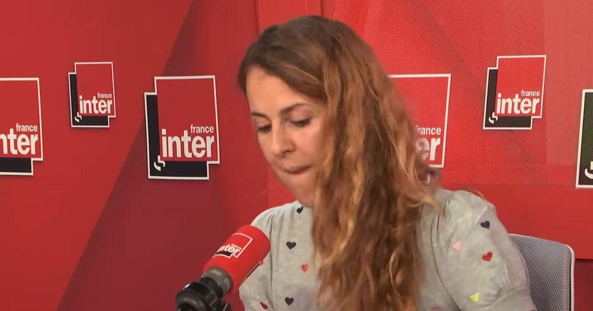 """Nicole Ferroni rend hommage à Christine Renon et évoque sa """"souffrance"""" d'enseignante"""