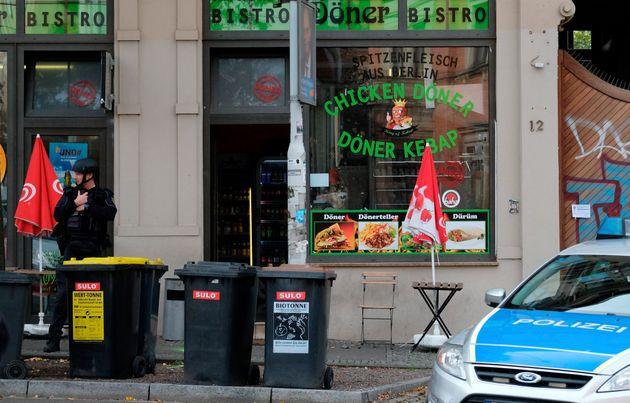 L'auteur de l'attaque a ouvert le feu à l'intérieur de ce restaurant