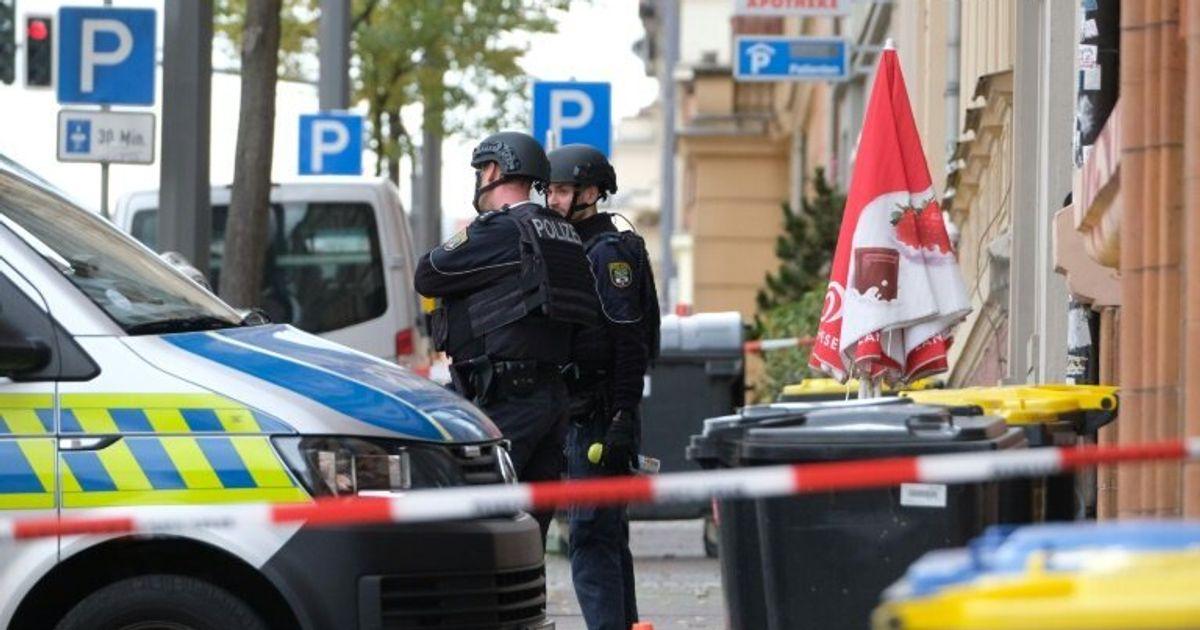 Allemagne: Deux morts dans une fusillade à Halle