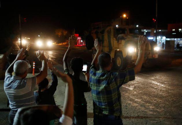 Βομβαρδισμοί και χερσαία εισβολή της Τουρκίας στη Συρία - Για νεκρούς αμάχους κάνουν λόγο οι
