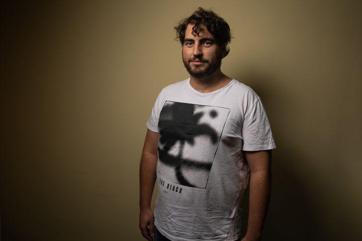 Javier Parejo, psicólogo y escucha