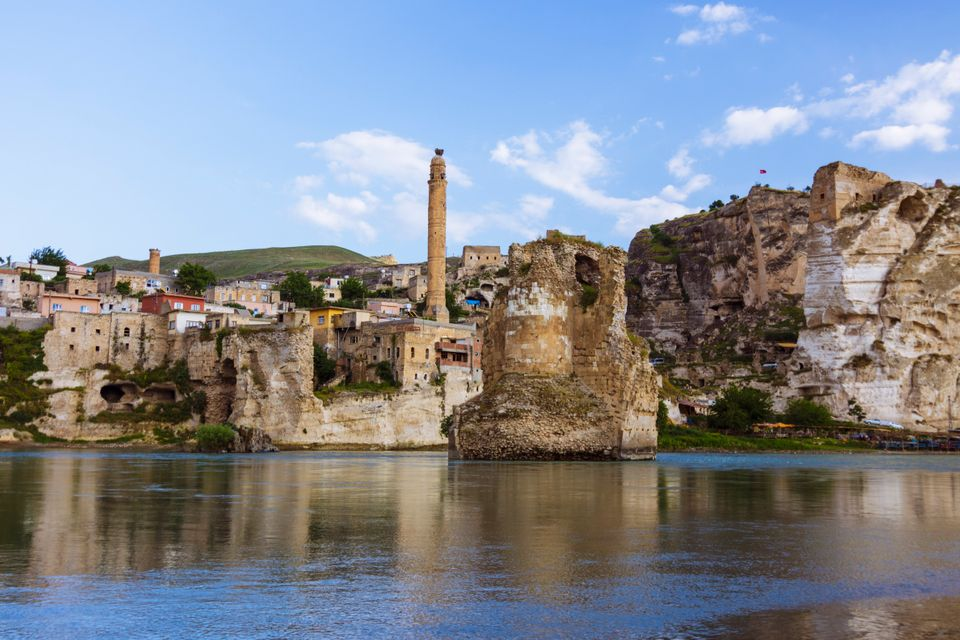 L'antica città di Hasankeyf sta per essere sommersa a causa di una diga