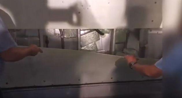Πώς βρέθηκαν 700 κιλά κοκαΐνης από το Εκουαδόρ σε κοντέινερ με