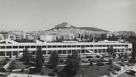 Ο αρχιτέκτονας Ιωάννης Δεσποτόπουλος και το Bauhaus - Από το κτήριο στην