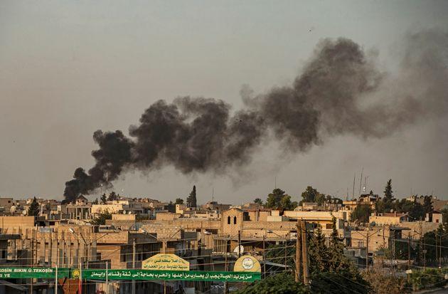 Face aux frappes de la Turquie en Syrie, l'UE menace, la France