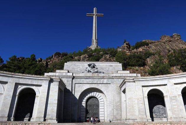 Vista del Valle de los Caídos. EFE/ Ángel