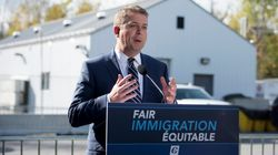 Scheer Pledges Tory Crackdown On Illegal Border