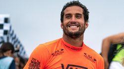 Qui est Ramzi Boukhiam, le surfeur qui représentera le Maroc aux JO 2020?
