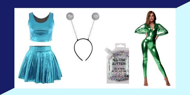 Alien Halloween costumes will be out of this world this