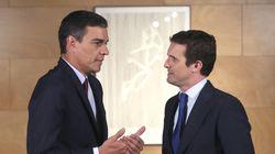 Paso atrás de PP y PSOE: las mujeres no encabezan ni el 40% de sus