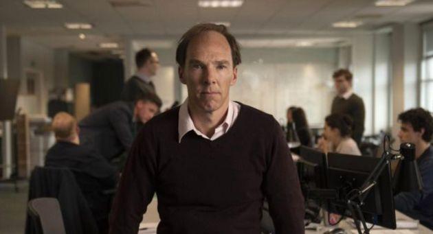 Benedict Cumberbatch plays Dominic Cummings in Brexit: An Uncivil