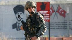 Turkey Launches Offensive Against Kurdish Fighters In