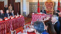 Le roi préside à Rabat un conseil des