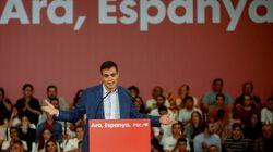 Sánchez rechaza acuerdos con Cs o PP porque pactan con la