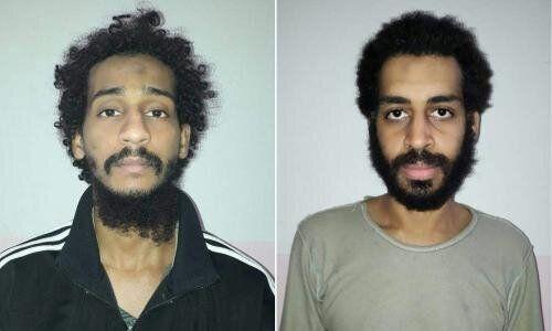 L'esercito Usa prende in custodia membri Isis della cellula
