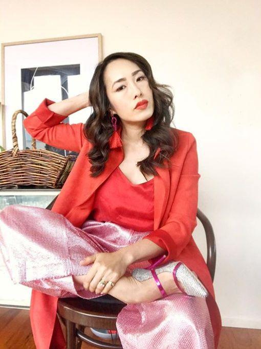 Singaporean Australian food writer and MasterChef judge, Melissa Leong